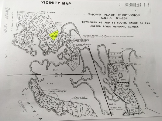 Thom's Place Unit 1 Block 4 Lot 5, Wrangell, Alaska 99929, ,Land,Lots and Land,Thom's Place Unit 1 Block 4 Lot 5,1110