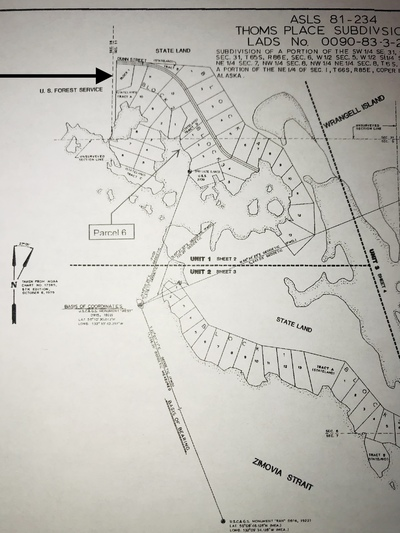 unit 1 block1 lot 1, wrangell, Alaska 99929, ,Land,Sold Listings,unit 1 block1 lot 1,1142