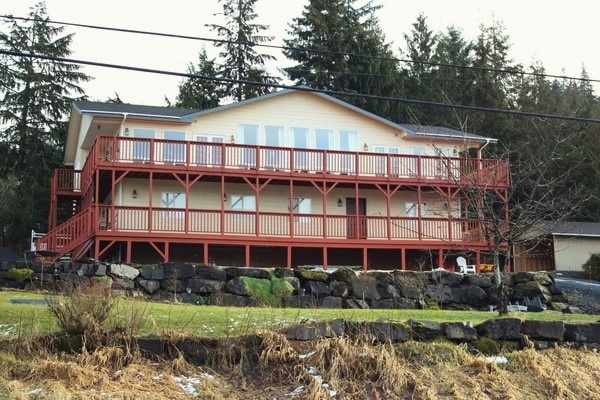 904 Zimovia highway, Wrangell, Alaska 99929, 6 Bedrooms Bedrooms, ,1 BathroomBathrooms,Single Family Home,Sold Listings,Zimovia highway,1149